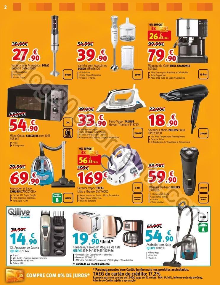 Antevisão Folheto JUMBO - BOX Promoções de 28 d