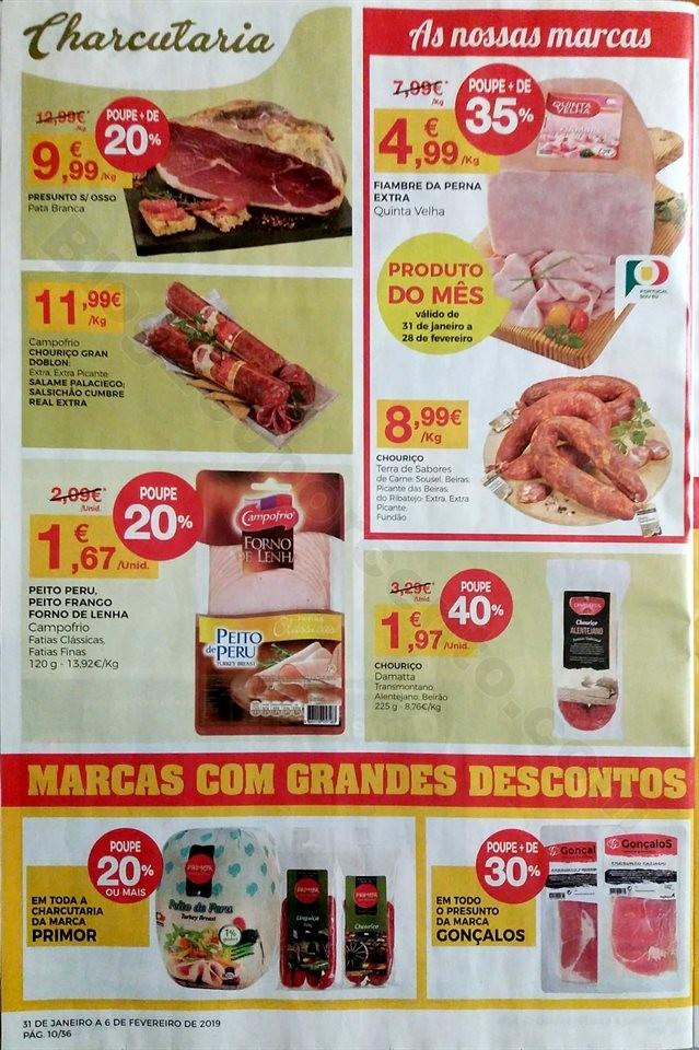 antevisao folheto Intermarche 31 janeiro a 6 fever