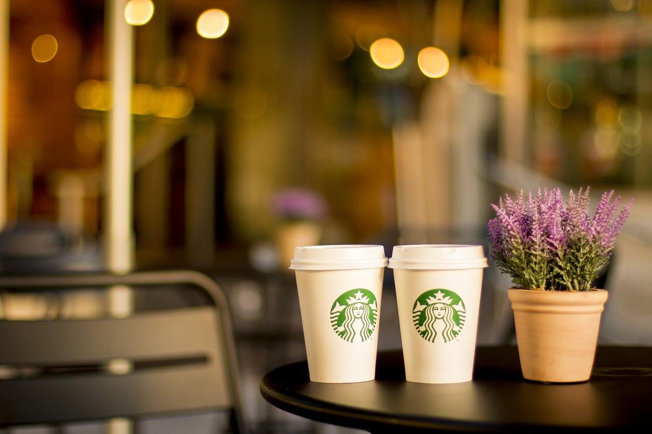 Starbucks@pixabay
