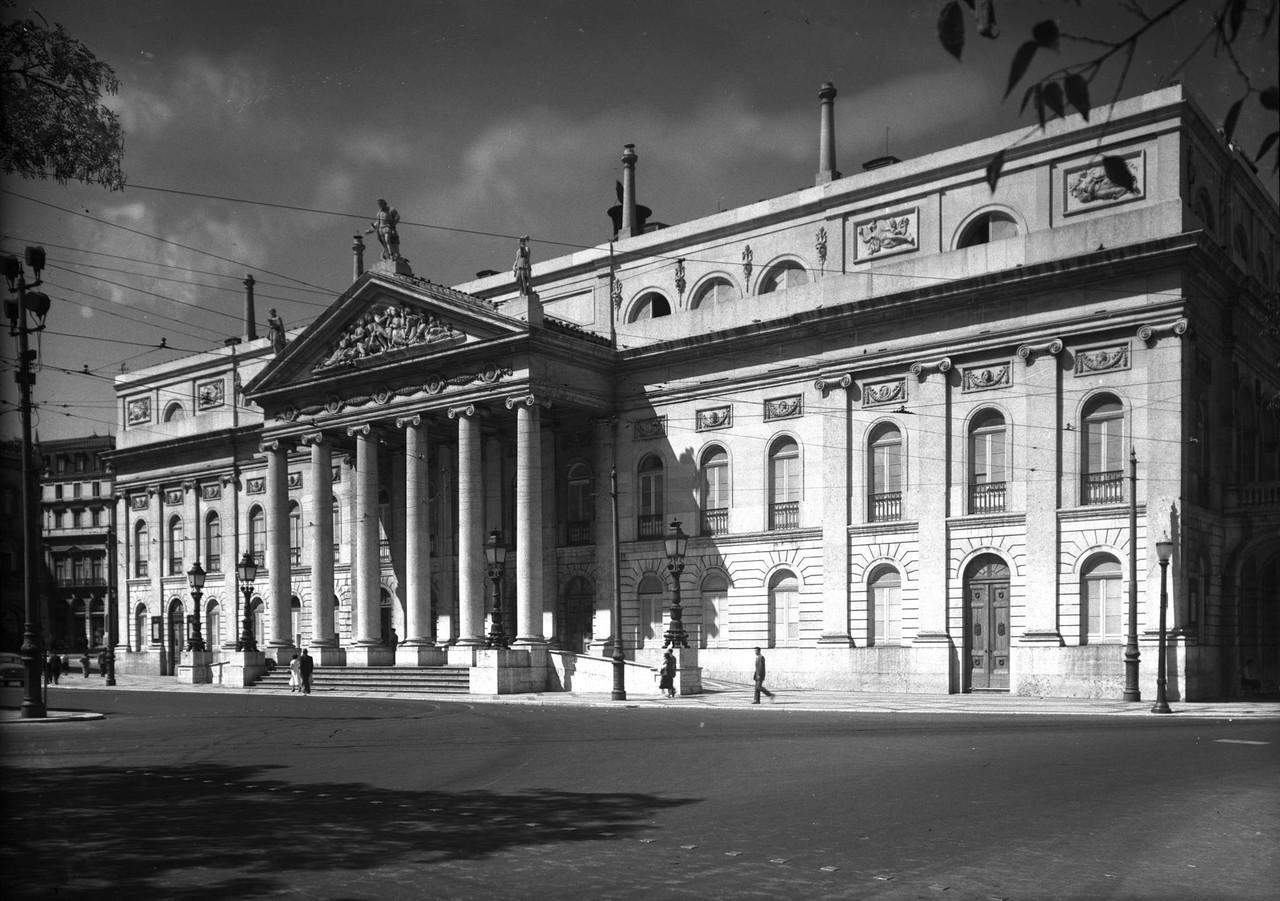 Teatro Nacional Dona Maria II, sd, foto de Octávi