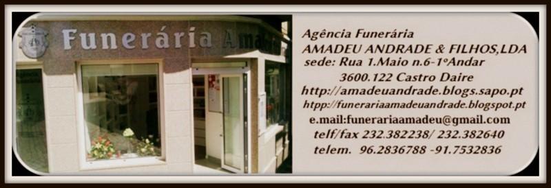 Z-AGENCIA FUNERARIA AMADEU ANDRADE -APRESENTAÇÃO