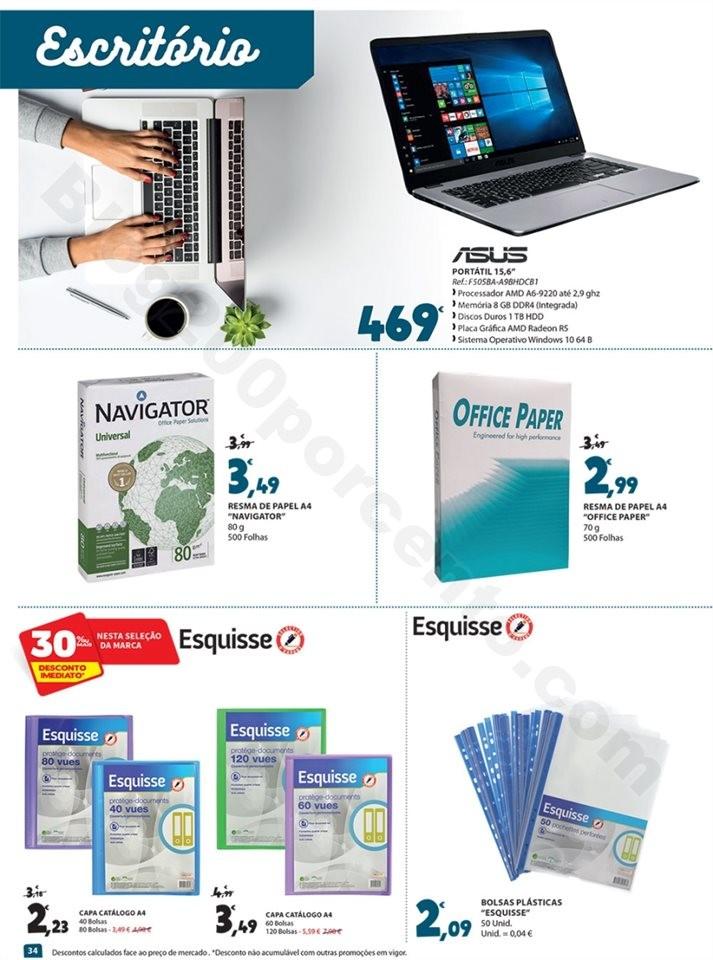 Antevisão Folheto E-LECLERC Promoções de 17 a 2