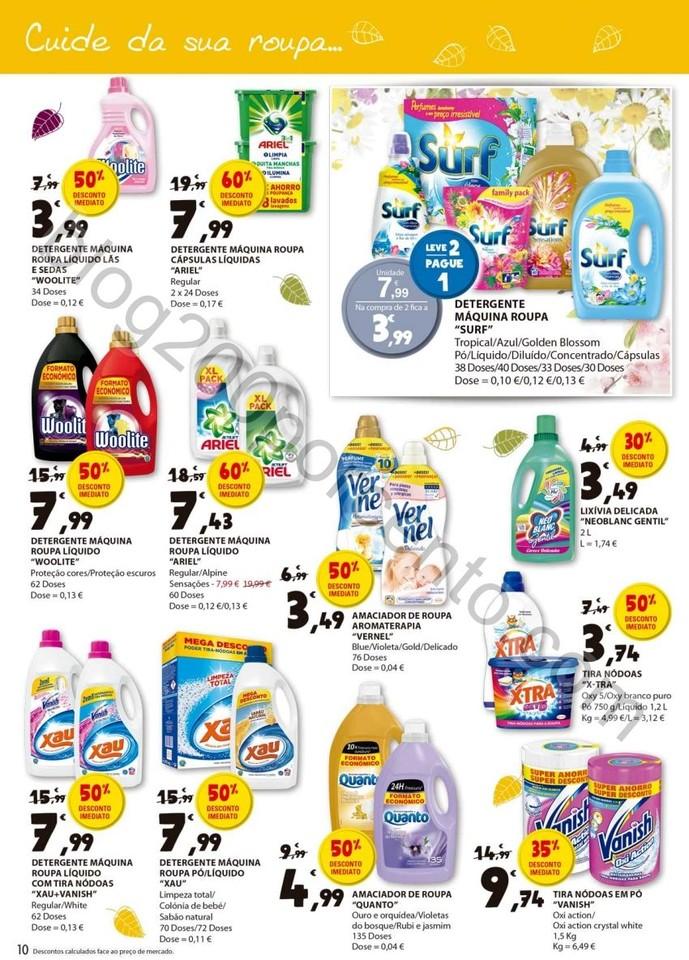 Novo Folheto E-LECLERC Casa promoções até 8 jan