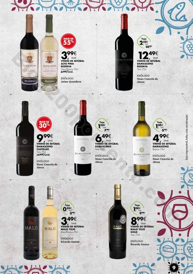 Antevisão Folheto PINGO DOCE Vinhos promoções d