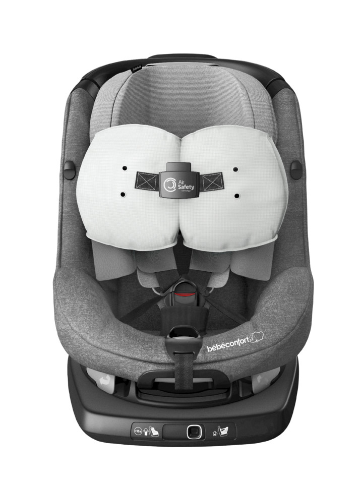 BÇbÇ Confort AxissFix Air Nomad Grey airbags des