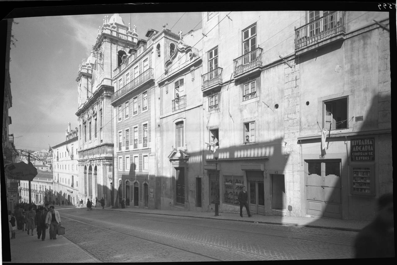 Capela da Ascensão de Cristo, 1945, fotógrafo ni