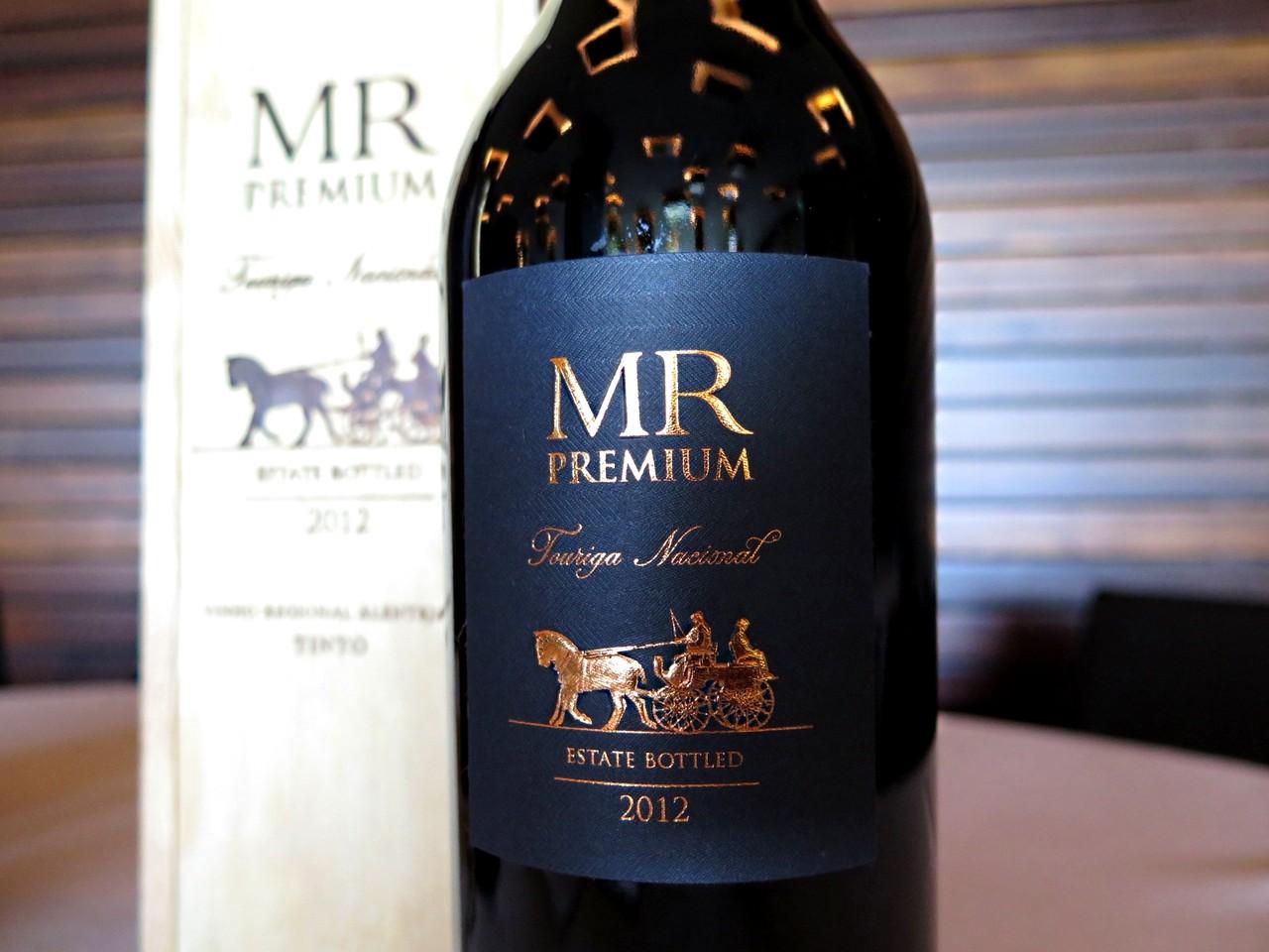 MR Premium Touriga Nacional Tinto 2012