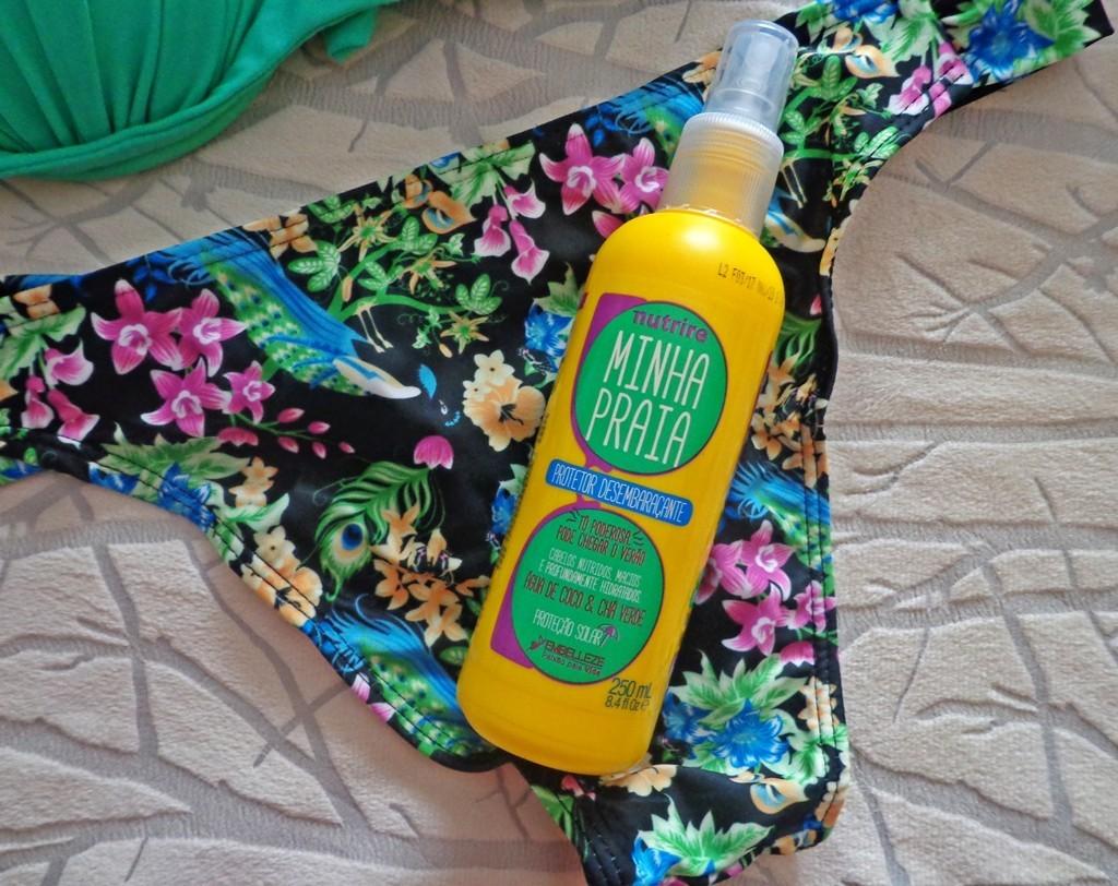 Passatempo Embelleze - Spray Protetor Desembaraçante Novex