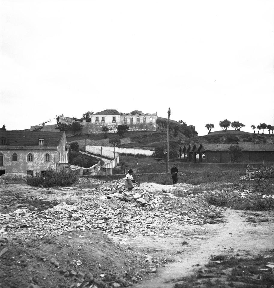 Areeiro, Lisboa (J.Benoliel, 195...)