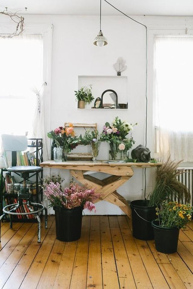 Refresque o design da sua casa com uma decoração verde