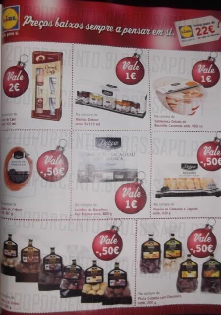 Vales de desconto   LIDL   Revista Dica, são 22€ em descontos