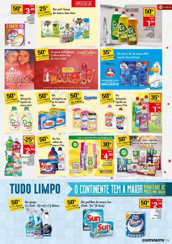 Antevisão Folheto CONTINENTE Bom Dia Promoções