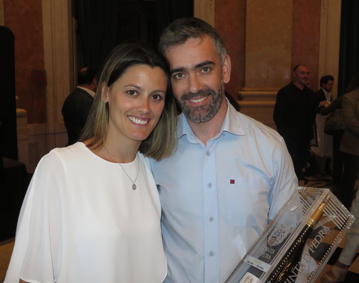 Sara Gomes e Alexandre Silva