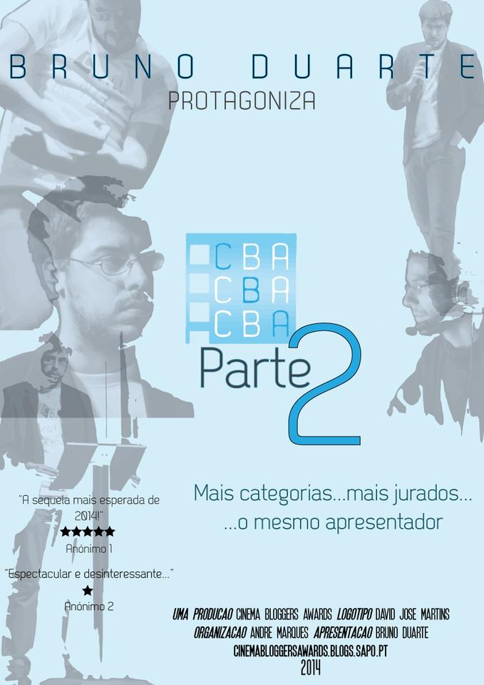 Poster Um CBA 2014 - 2ª Edição