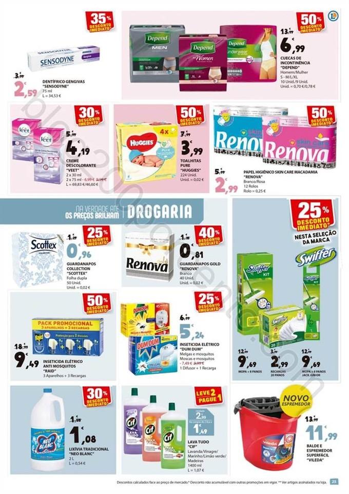 Antevisão Folheto E-LECLERC Promoções de 20 a 2