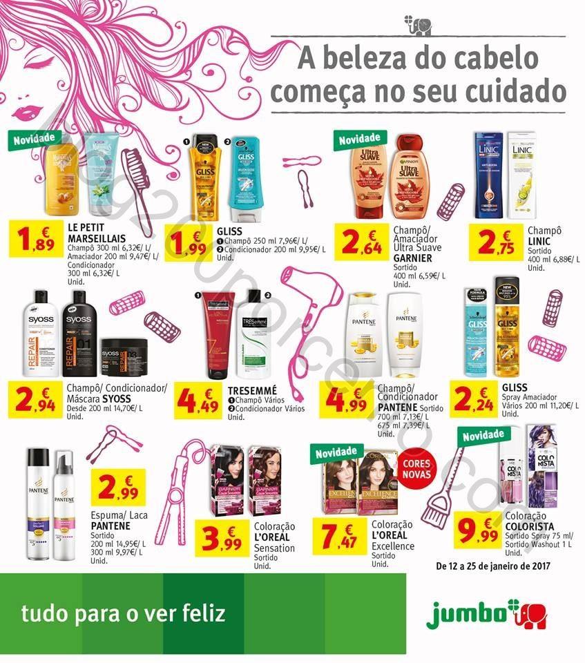 Antevisão Folheto JUMBO Extra Beleza promoções