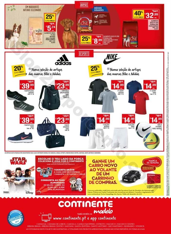 Antevisão Folheto CONTINENTE Madeira de 10 a 16 j