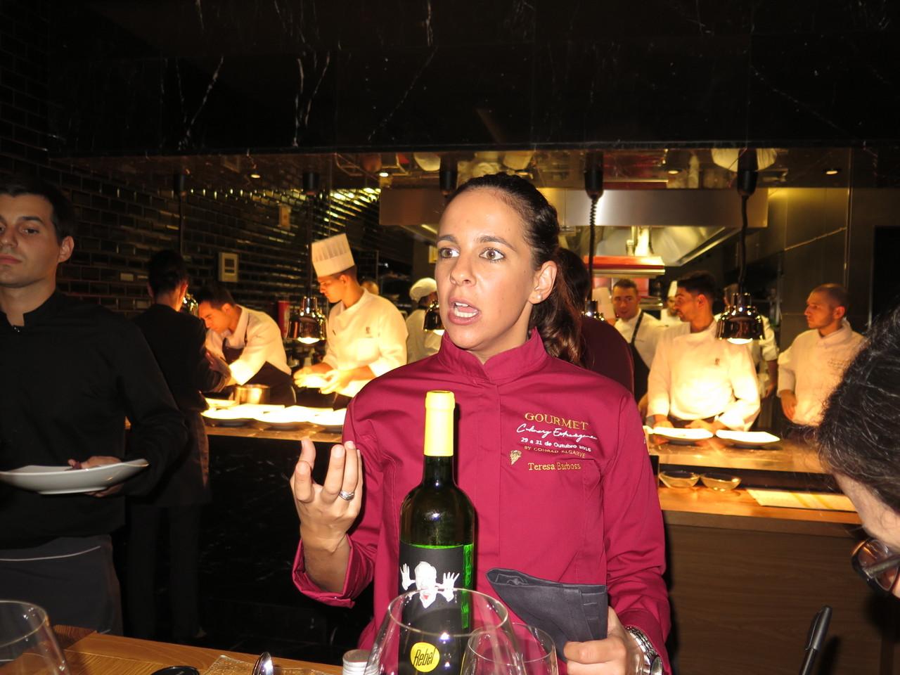 Teresa Barbosa