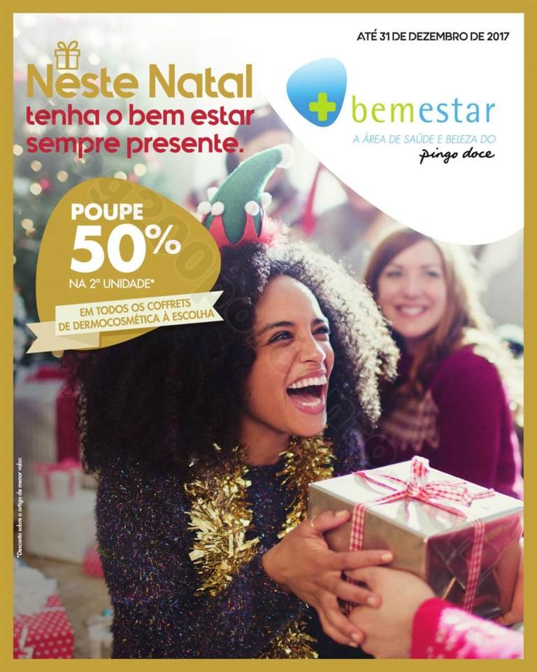 AntevisãoFolheto PINGO DOCE - BEM ESTAR Natal at
