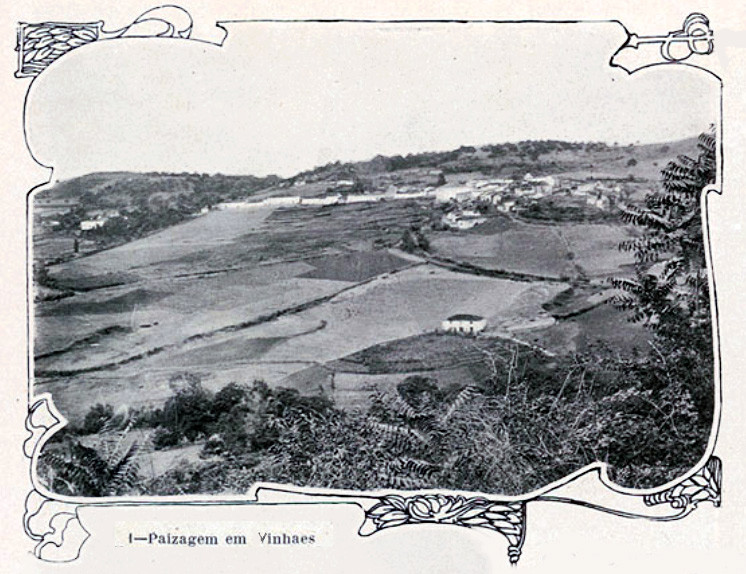 Vista de Vinhaes, Illustração Portugueza, n.º 296, 23 Out. 1911, p. 514