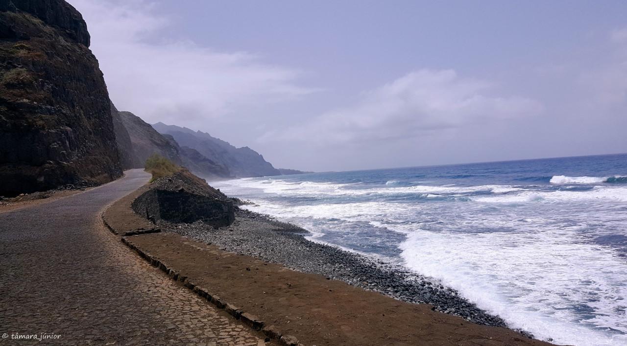 2017 - 12º dia - Cabo Verde-Santo Antão - Caminh