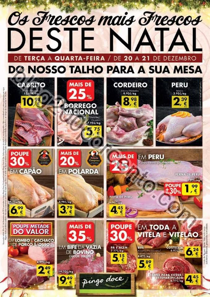 Antevisão Folheto PINGO DOCE Frescos de 20 a 21 d