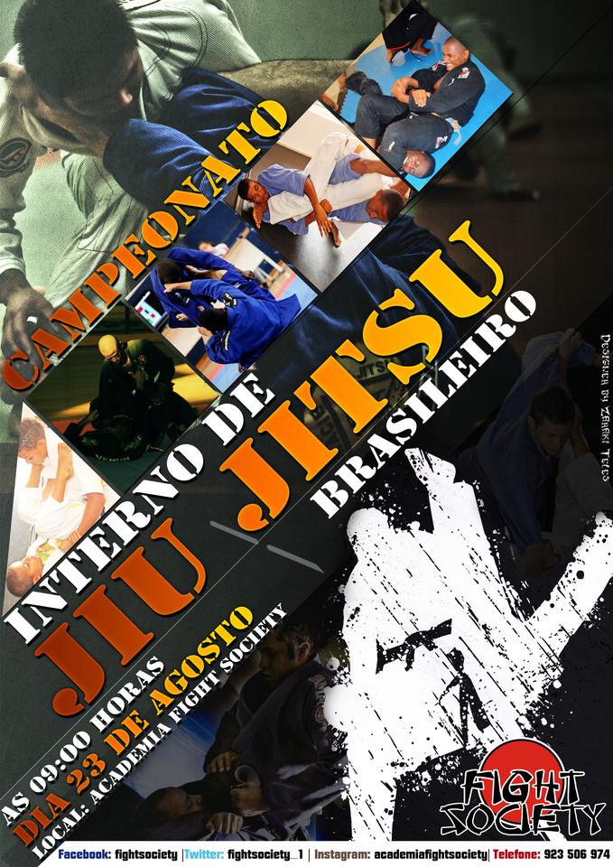 Campeonato Interno de Jiu Jitsu Brasileiro