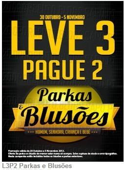 Leve 3 Pague 2 | CODE - PINGO DOCE | de 30 outubro a 5 novembro
