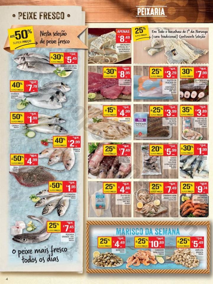 Antevisão Folheto CONTINENTE Promoções de 6 a 1