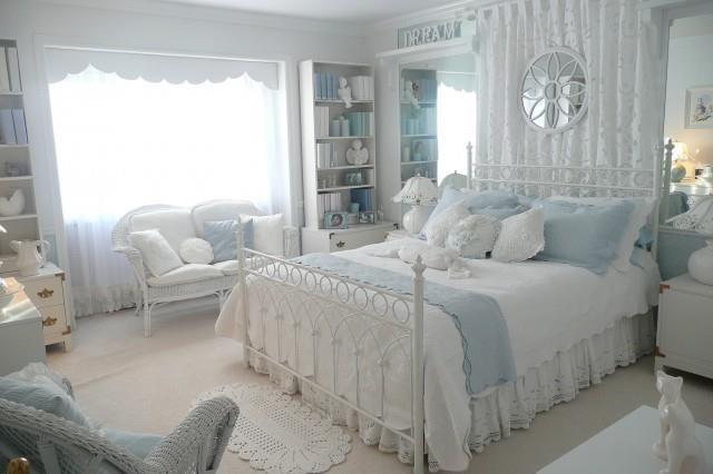 Decora o de quartos femininos chocolate quente com - Decori camera da letto ...