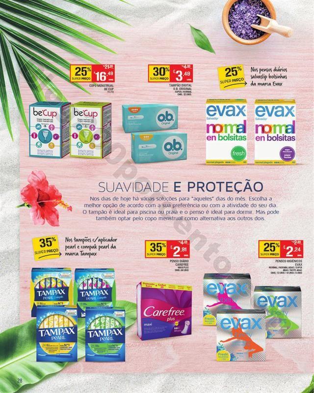Antevisão Folheto CONTINENTE Beleza de Verão Pro