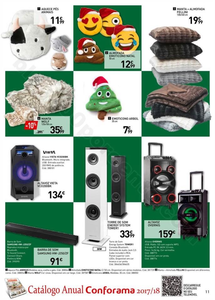 Antevisão Folheto CONFORAMA Natal Promoções e 1
