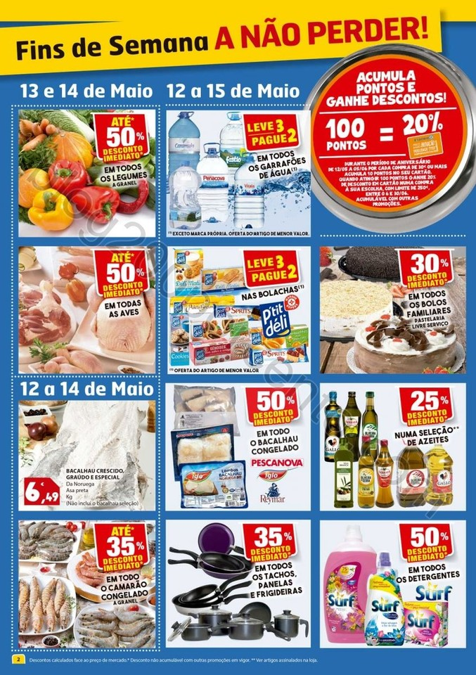 Antevisão Folheto E-LECLERC Aniversário S. Domin
