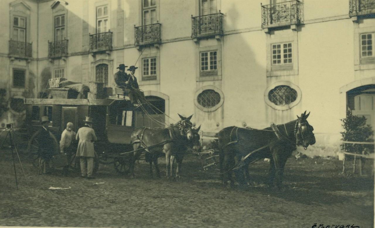 Mala-posta, Lisboa [?] (E. Portugal, s.d.)