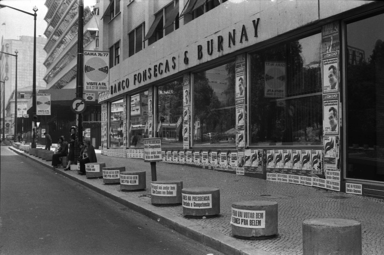 Chavascal democratico, Lisboa (F. Gonçalves,1976)