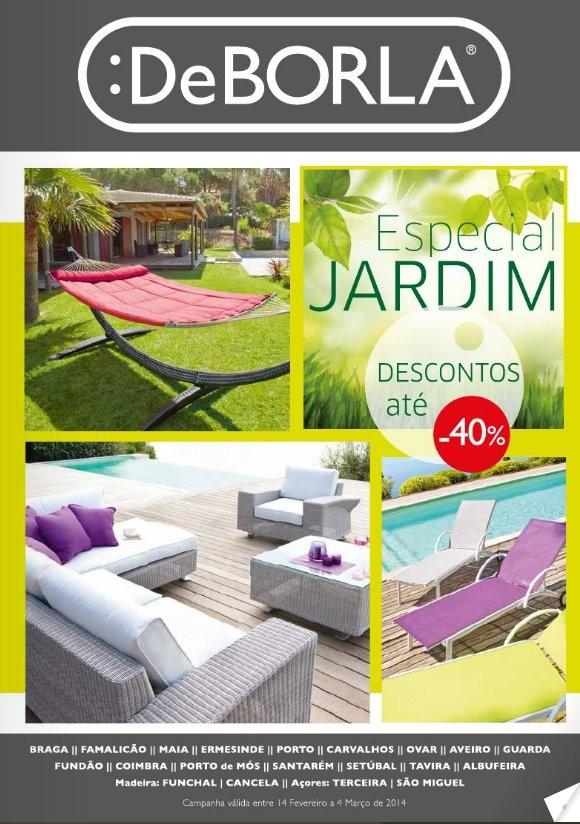 Novo Folheto | DEBORLA | Especial Jardim de 14 Fevereiro a 4 março