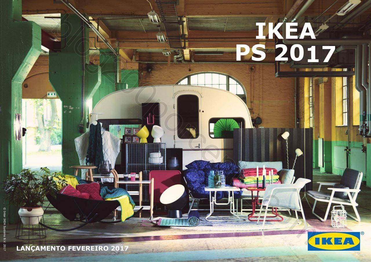 Antevisão Folheto IKEA PS 2017 - promoções até