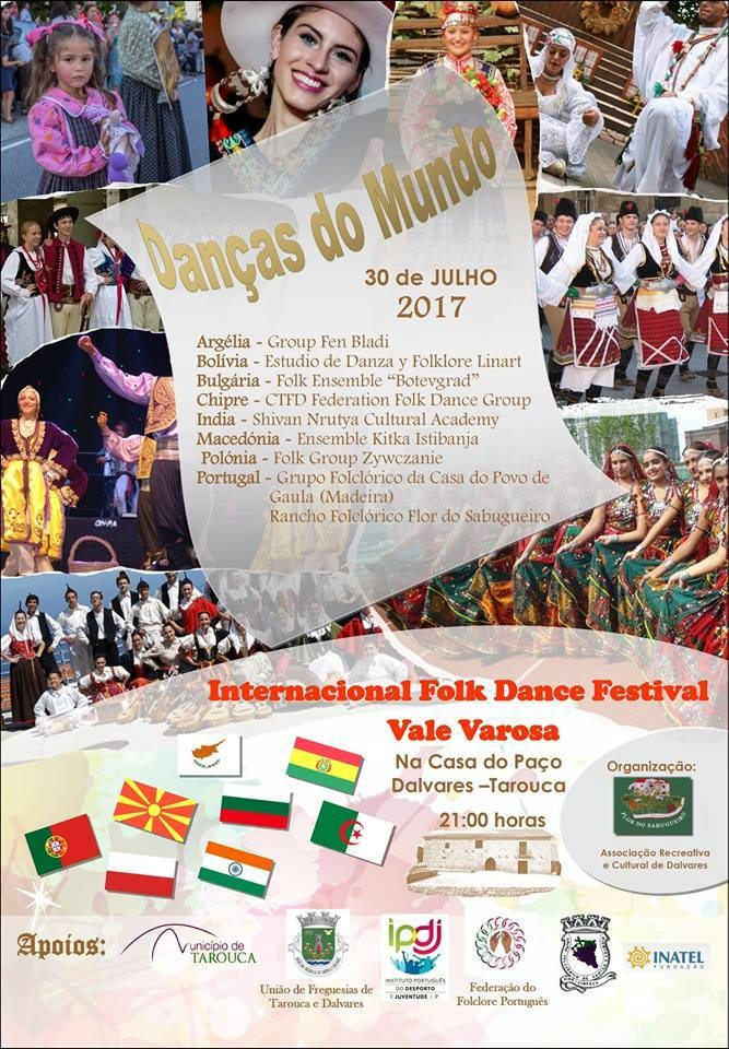 Dálvares: Internacional Folk Dance Festival Vale Varosa