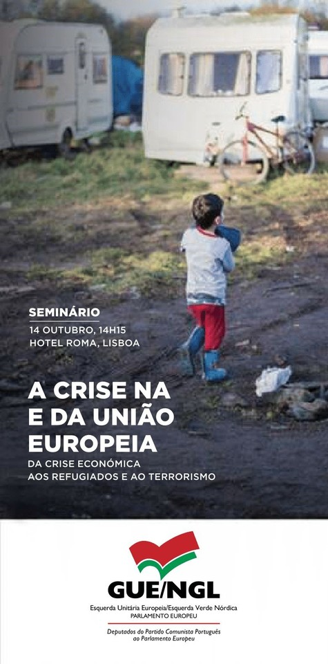 A crise na UE 2016-10-14