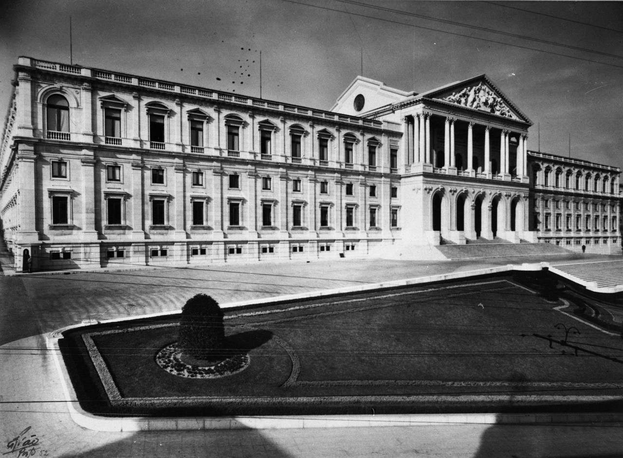 Palácio de São Bento, Assembleia da República,