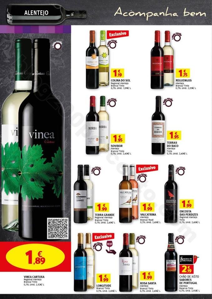 Antevisão Folheto JUMBO Vinhos promoções de 5 a