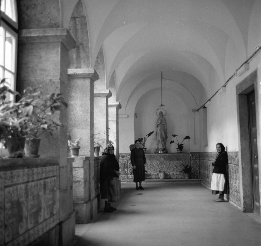 Convento de Santa Teresa de Jesus, em Carnide, c.