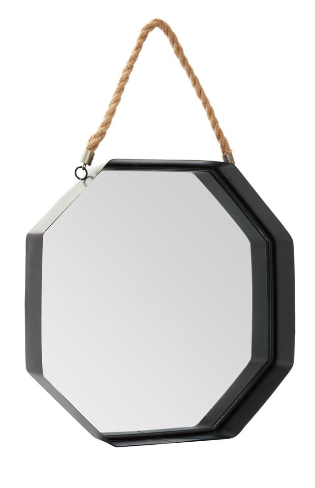 kimball-9729801-rioe hanging mirror black, grade F