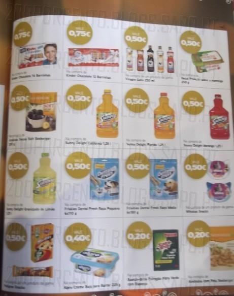 Vales da Revista | SABE BEM | do Pingo Doce