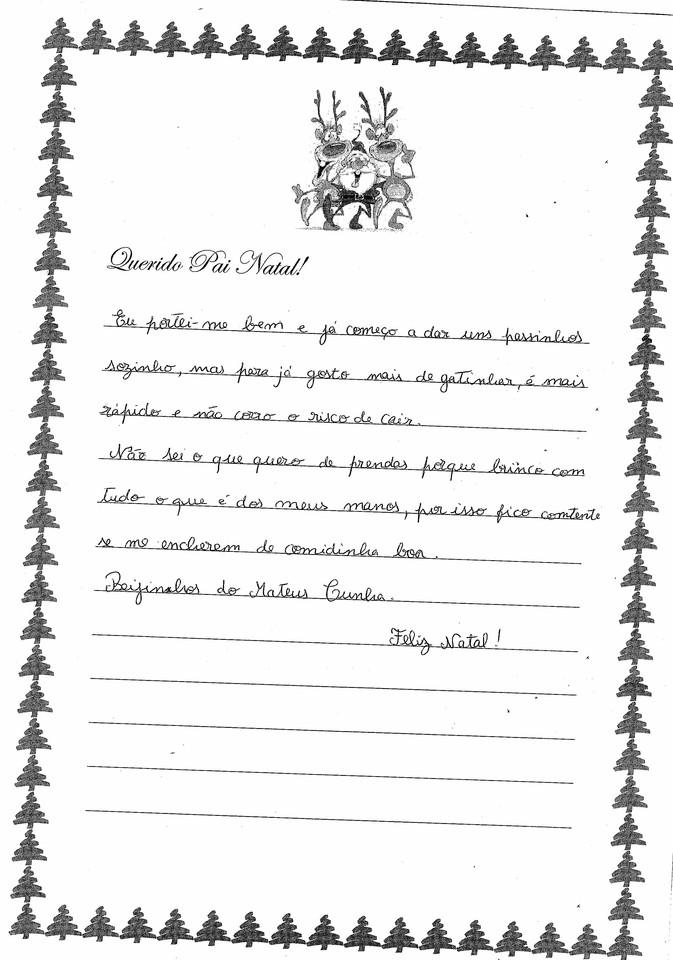 carta do Mateus