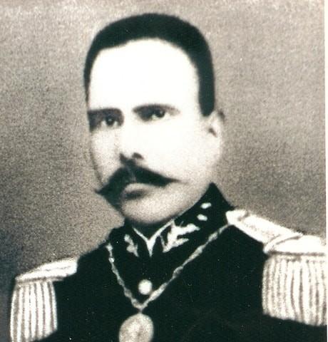 Major João Vicente de Sant'Anna Dias, older brother of General Miguel Caetano Dias.