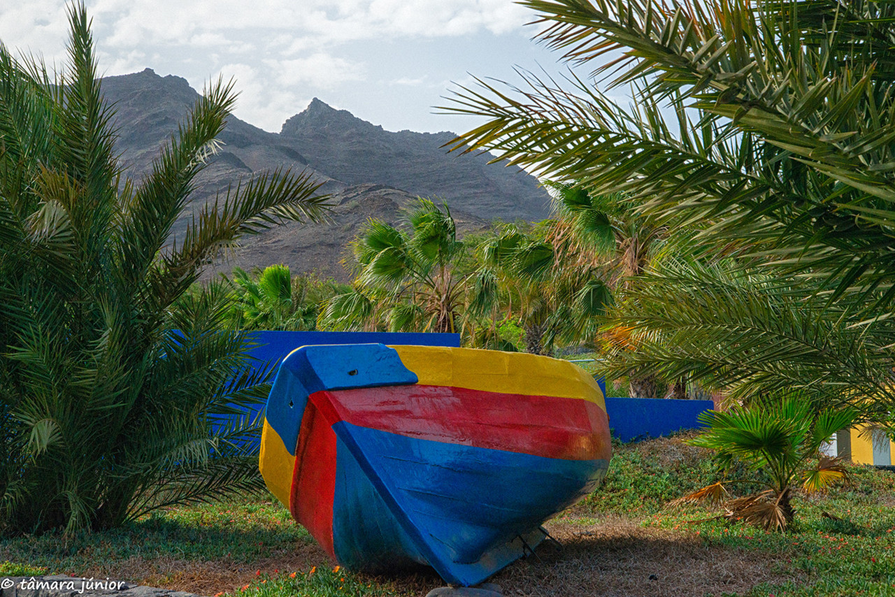 2017- S. Vicente (Cabo Verde) - 11º dia (Praia de