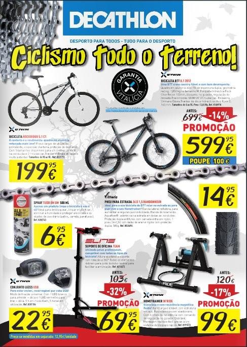 Novo folheto | DECATHLON | Ciclismo