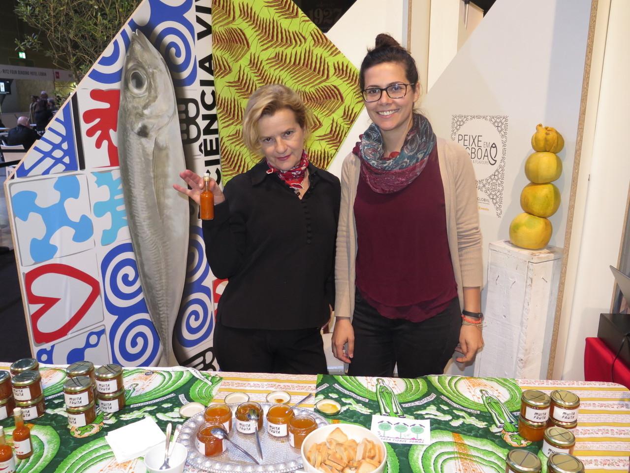 """Projeto """"Muita Fruta"""", Cozinha Popular da Mouraria – Adriana Freire e Irina Gomes"""
