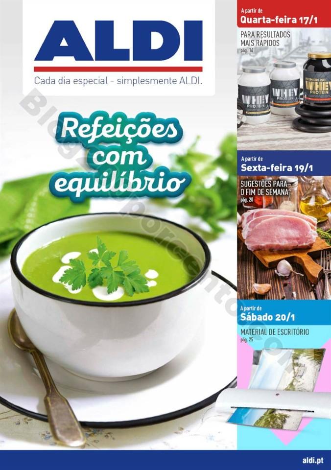 Antevisão Folheto ALDI Promoções a partir de 17